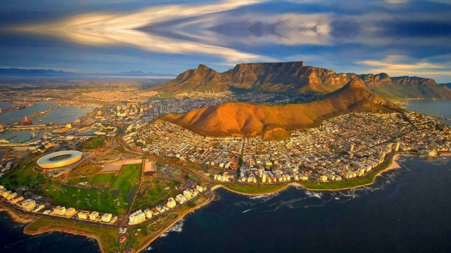 See the world's most famous mountain in South Africa