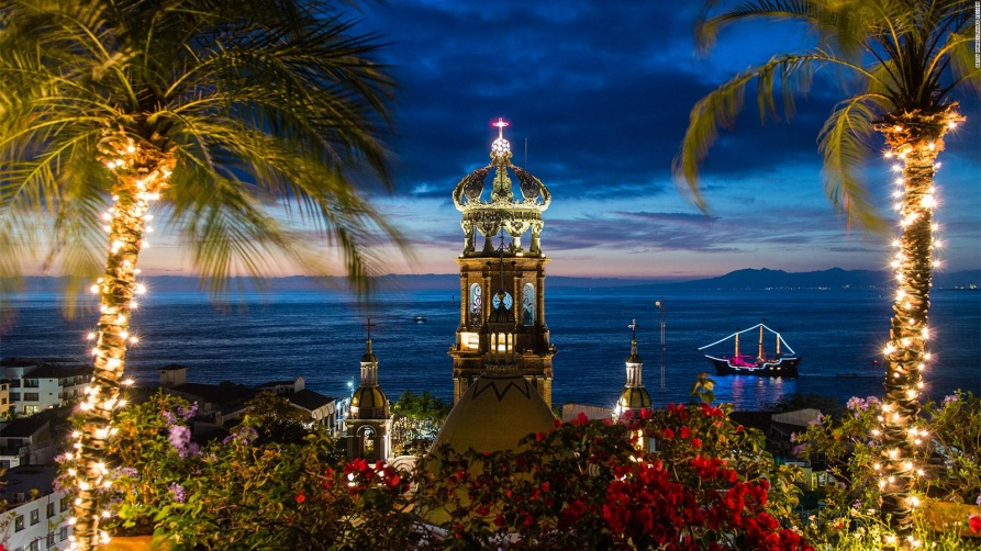 Take a look at some of Mexico's top attractions