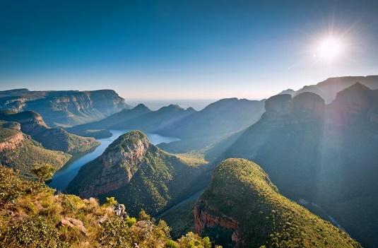 آفریقای جنوبی سرزمینی با چندین اکوسیستم مجزا