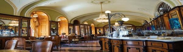 کافه Gerbeaud