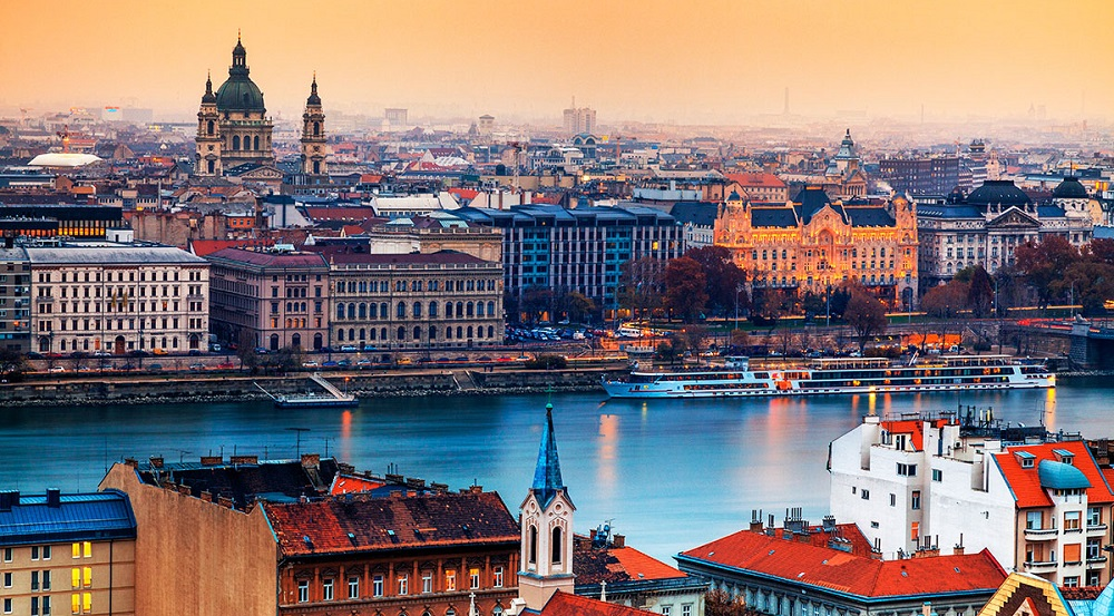 بوداپست پایتخت مجارستان
