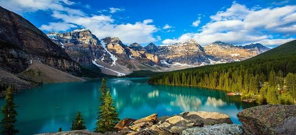 پارک ملی بنف و کوه های راکی