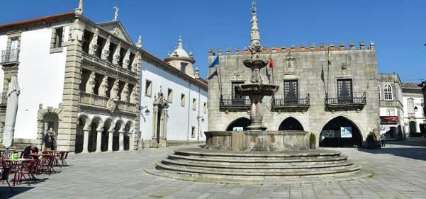 Praça da República لذت بخش ، مرکز تاریخی شهر