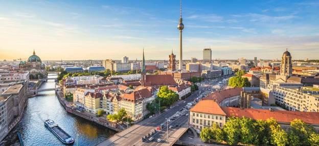 برلین پایتخت آلمان شهری با قدمت 700 ساله