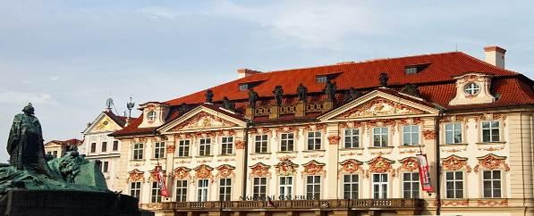 گالری ملی در پراگ